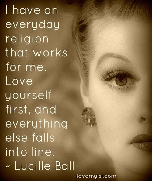 20 Inspiring Quotes From Celebrities Lucille Ball Quotes