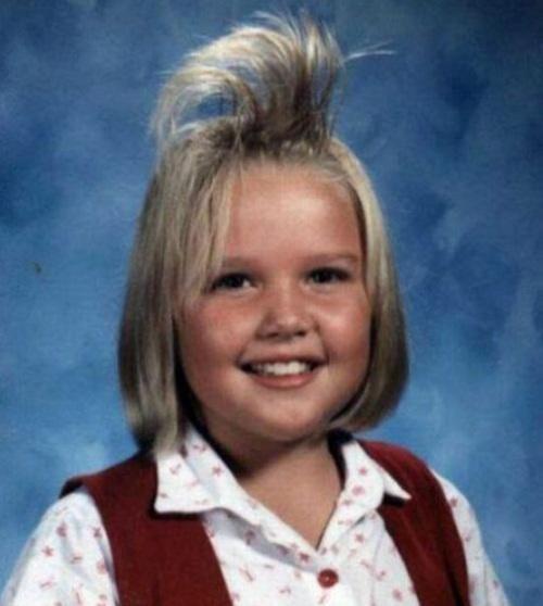 Fantastic 27 Of The Worst Haircuts Ever Short Hairstyles Gunalazisus